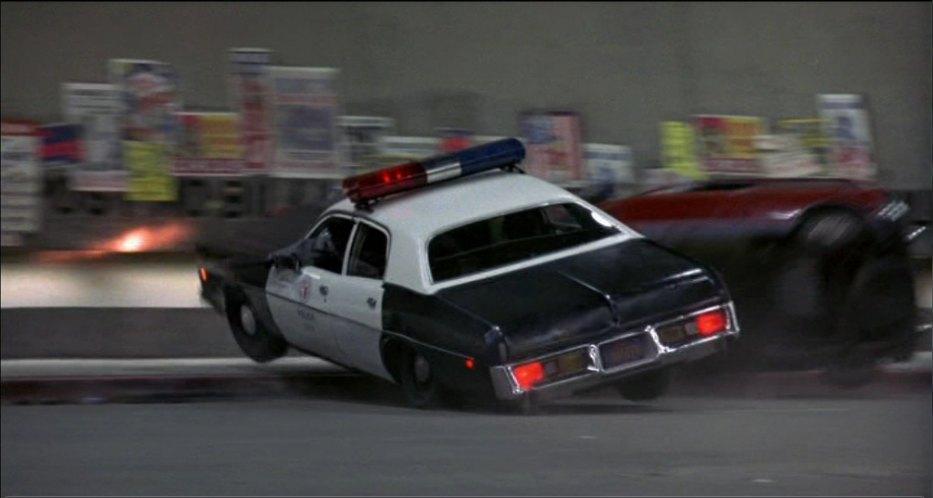 Imcdb Org 1977 Dodge Monaco In Quot The Terminator 1984 Quot