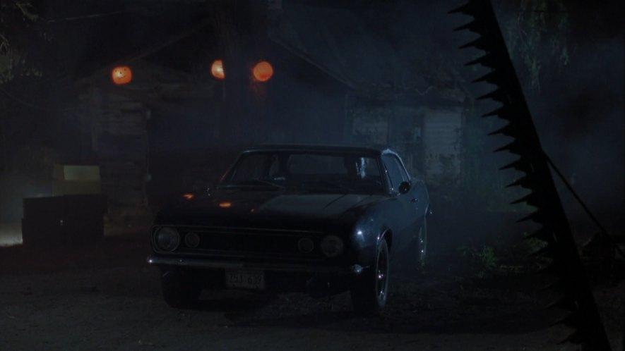 1967 Chevrolet Camaro In Halloween 5 1989
