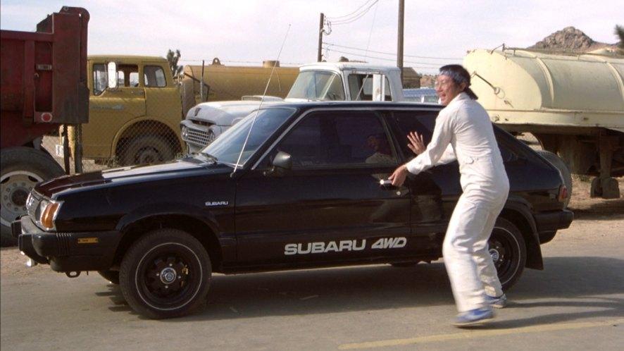 """IMCDb.org: 1980 Subaru DL 4WD Hatchback [AF] in """"The ..."""