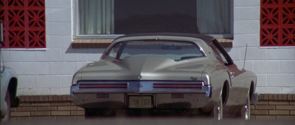 Imcdb Org 1973 Buick Riviera In Quot Thunderbolt And