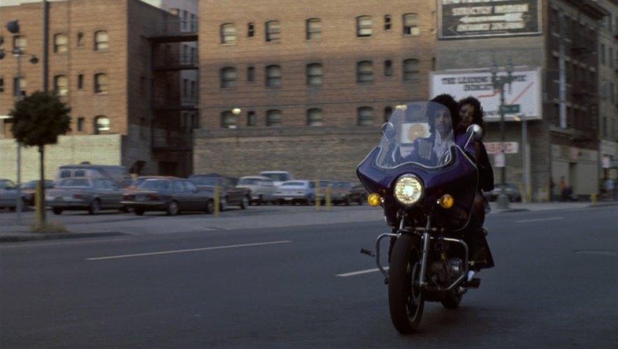 Imcdb Org 1981 Honda Cm 400 A In Quot Purple Rain 1984 Quot