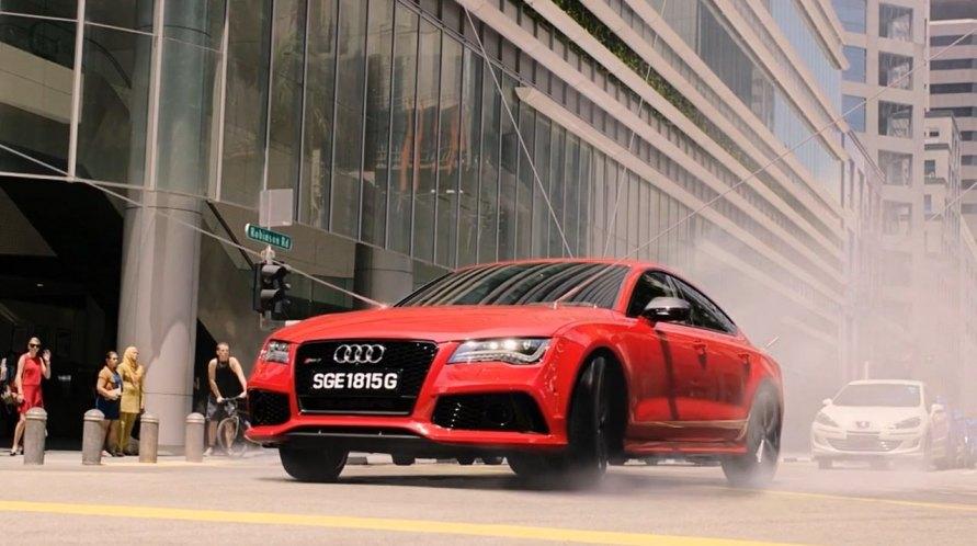 Imcdb Org 2013 Audi Rs7 Sportback Typ 4g In Quot Hitman