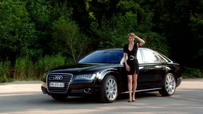 What Kind Of Car Does The Transporter Drive