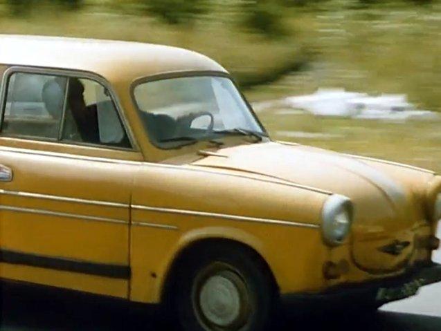 1963 trabant 600 kombi p60 in oczy. Black Bedroom Furniture Sets. Home Design Ideas