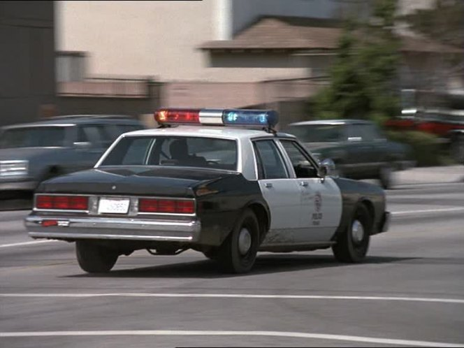 Imcdb Org 1987 Chevrolet Caprice In Quot Columbo No Time To