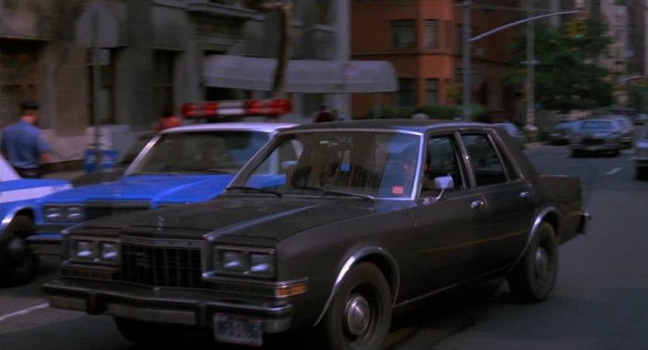 "Island Chrysler Dodge >> IMCDb.org: 1981 Dodge Diplomat in ""Sea of Love, 1989"""