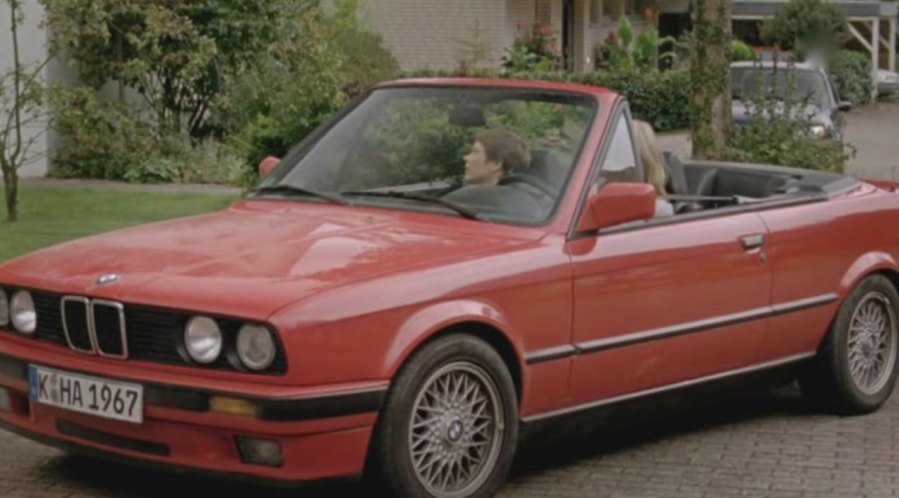 1991 bmw 318i cabrio e30 in mord mit aussicht 2008 2014. Black Bedroom Furniture Sets. Home Design Ideas