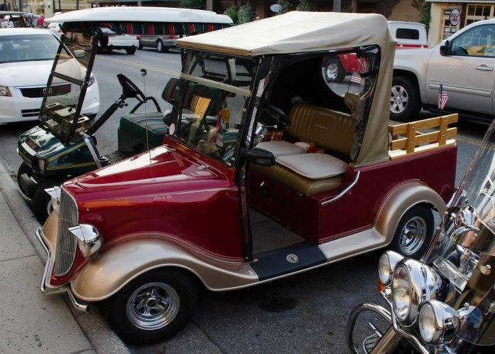 Custom made in family plan 1997 for Golf cart plans