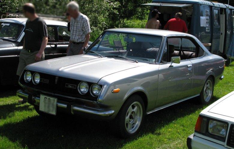 Imcdb Org 1972 Toyota Corona Mark Ii Coup 233 Mx20 In Quot Den