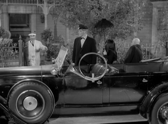 Imcdb Org 1930 Packard Unknown In Quot The Addams Family