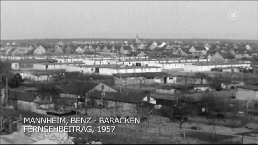 Benz Baracken Mannheim