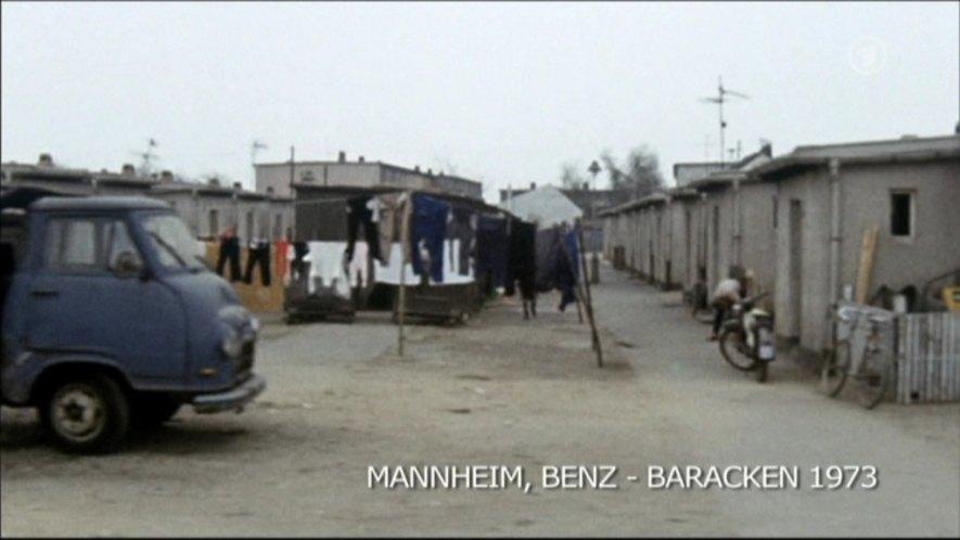 mannheim benz baracken