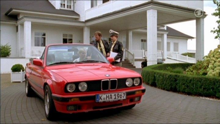Imcdb Org 1991 Bmw 318i Cabrio E30 In Quot Mord Mit