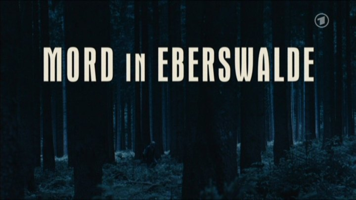 Mord In Eberswalde Film