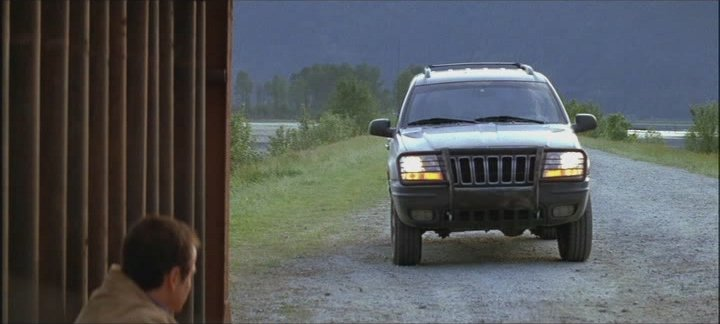 IMCDb.org: 2002 Jeep Grand Cherokee Laredo [WJ] in Modern