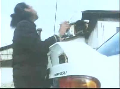 """1994 Mitsubishi Lancer GLXi in """"Tulak ng bibig, kabig ng dibdib, 1998"""