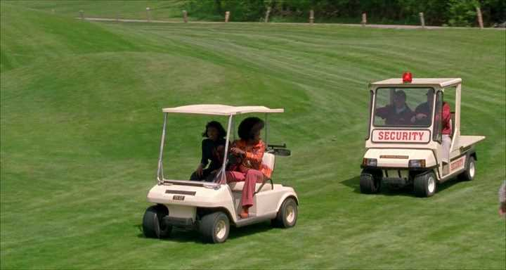 "IMCDb.org: Club Car Carryall in ""Undercover Brother, 2002"""