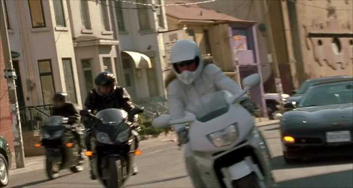 "IMCDb.org: Honda CBR 600 in ""Undercover Brother, 2002"""