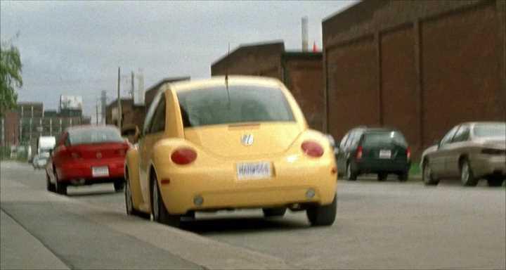 IMCDb.org: 2001 Volkswagen New Beetle [Typ 1C] in ...
