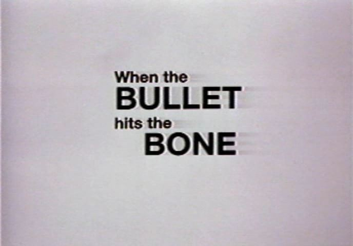 Imcdb Org Quot When The Bullet Hits The Bone 1996 Quot Cars