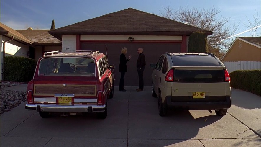 IMCDborg 1991 Jeep Grand Wagoneer SJ in Breaking Bad 20082013