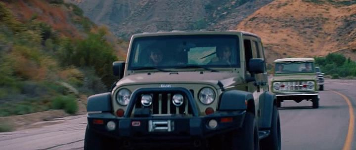2007 Jeep Wrangler Unlimited Jk In Savages 2012