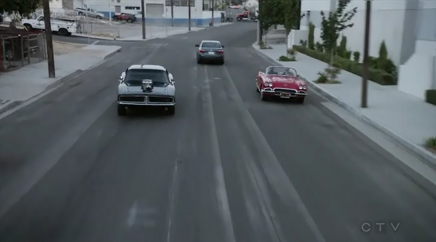 1962 Chevrolet Corvette C1 In Agents Of SHI