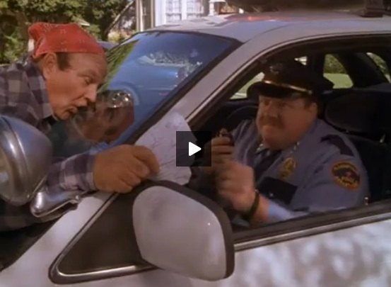 """IMCDb.org: 1994 Ford Crown Victoria in """"Dennis the Menace ..."""