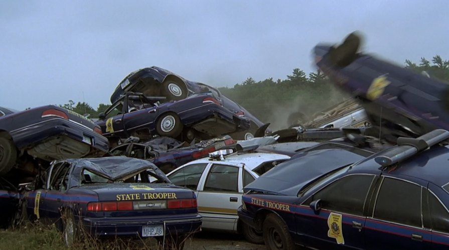 Imcdb Org 1991 Chevrolet Lumina In Quot Blues Brothers 2000