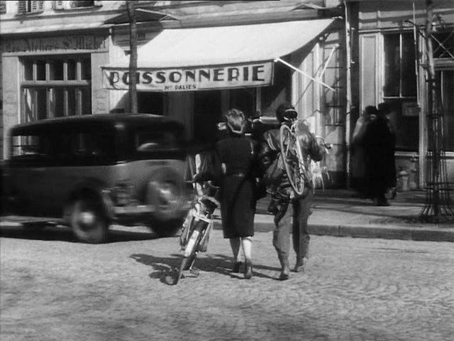1933 renault taxi g7 type kz11 in antoine et for Garage des taxis g7 saint ouen