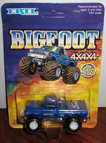"""Monster Truck Rc Cars >> IMCDb.org: 1988 Ford F-250 'Bigfoot 7' in """"Road House, 1989"""""""