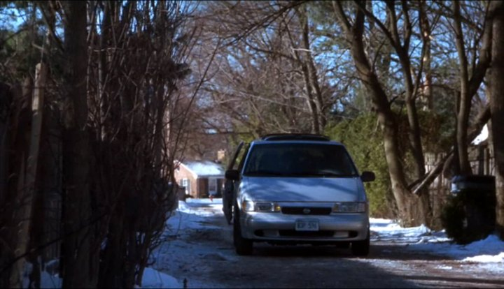 Imcdb Org 1996 Nissan Quest V40 In Quot Home Alone 3 1997 Quot