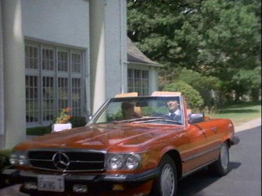 1986 mercedes benz 560 sl r107 in dallas for Mercedes benz dallas