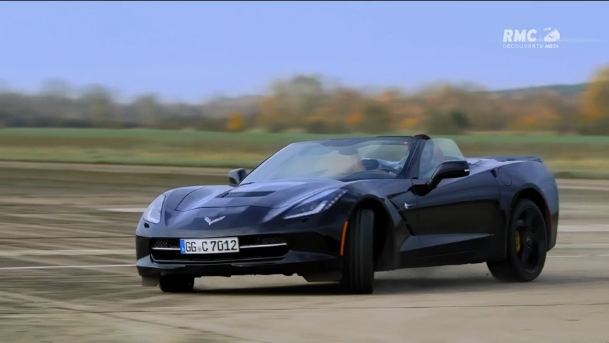 2014 chevrolet corvette stingray c7 in top gear france 2015 2017. Cars Review. Best American Auto & Cars Review