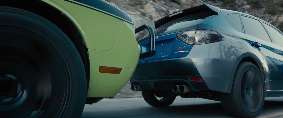 Imcdb Org 2012 Subaru Impreza Wrx Sti Gr In Quot Furious 7