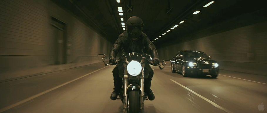 Ducati Used In Tron Legacy