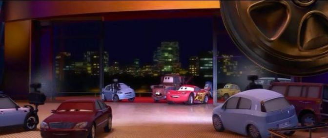 la voiture du film cars 2 que vous aimeriez voir en miniature mattel page 11. Black Bedroom Furniture Sets. Home Design Ideas