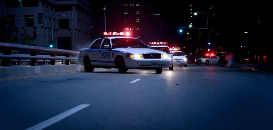 2000 Ford Crown Victoria Police Interceptor