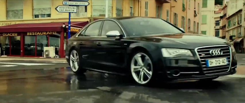 """IMCDb.org: 2012 Audi S8 D4 [Typ 4H] in """"The Transporter Refueled ..."""