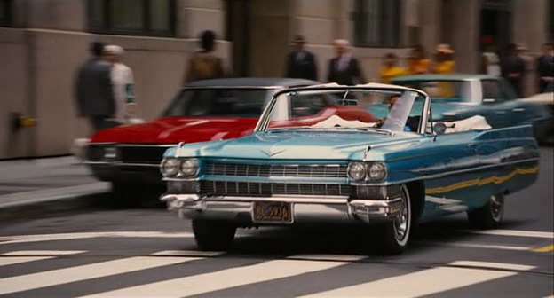 Imcdb Org 1964 Cadillac Deville Convertible 6267f In