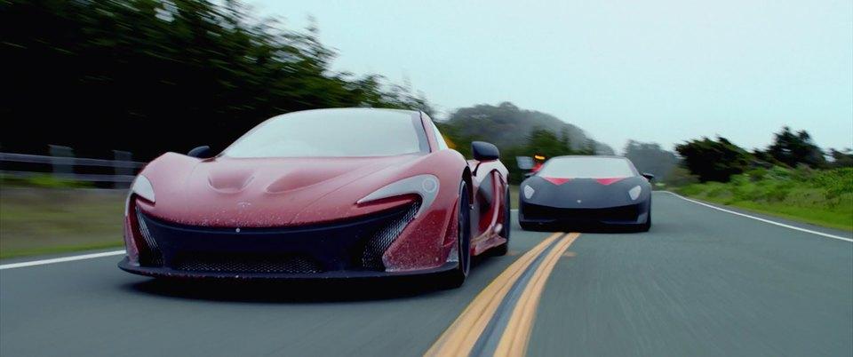 """Mclaren P1 Cost >> IMCDb.org: 2013 McLaren P1 Replica in """"Need For Speed, 2014"""""""