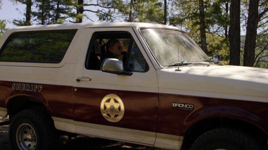 Imcdb Org 1994 Ford Bronco In Quot Longmire 2012 2018 Quot