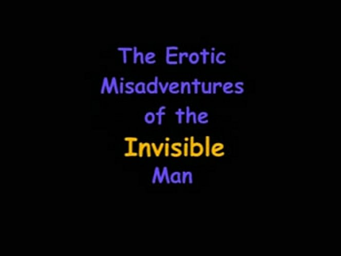 imcdborg quotthe erotic misadventures of the invisible man