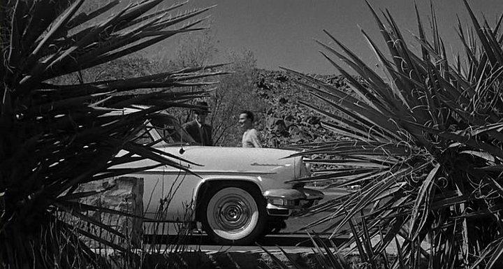 "IMCDb.org: 1955 Lincoln Capri [73B] in ""There's Always Tomorrow, 1956"""