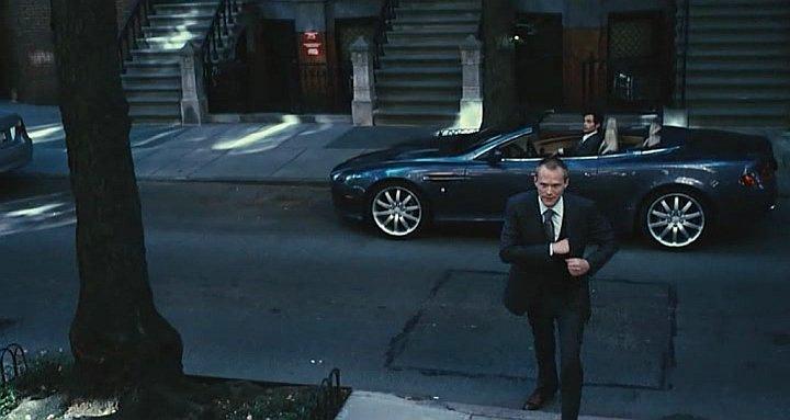 Imcdb Org Aston Martin Db9 Volante In Quot Margin Call 2011 Quot