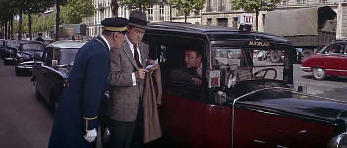 1957 panhard dyna 57 taxi g7 z11 in paris holiday 1958. Black Bedroom Furniture Sets. Home Design Ideas