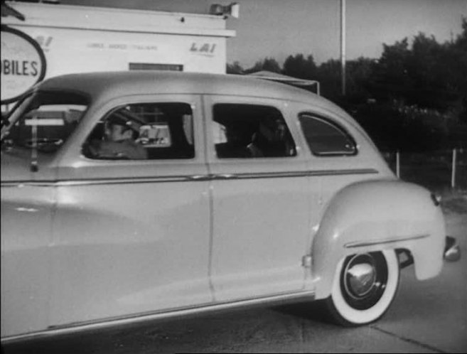 1946 dodge custom four door sedan d 24 in for 1948 dodge 2 door sedan