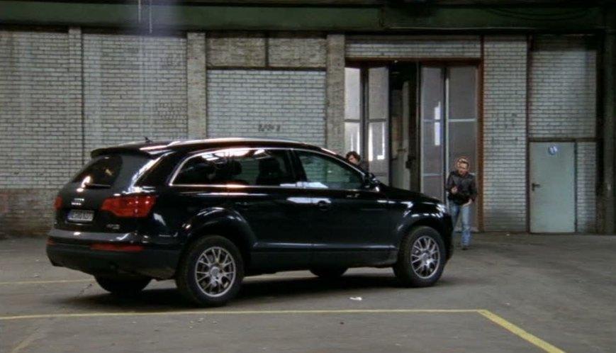 2006 audi q7 3 0 tdi quattro typ 4l in alarm f r cobra 11 die autobahnpolizei. Black Bedroom Furniture Sets. Home Design Ideas