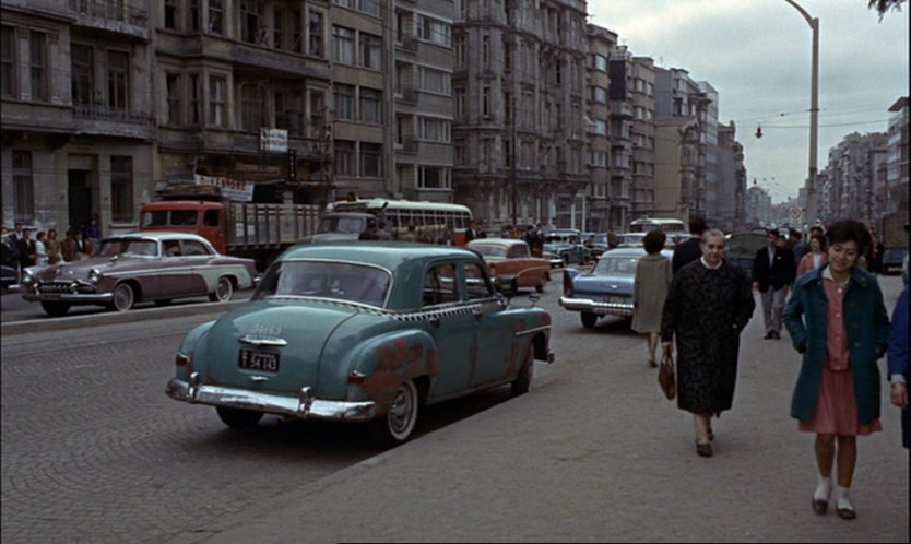 Imcdb Org Quot From Russia With Love 1963 Quot Cars Bikes