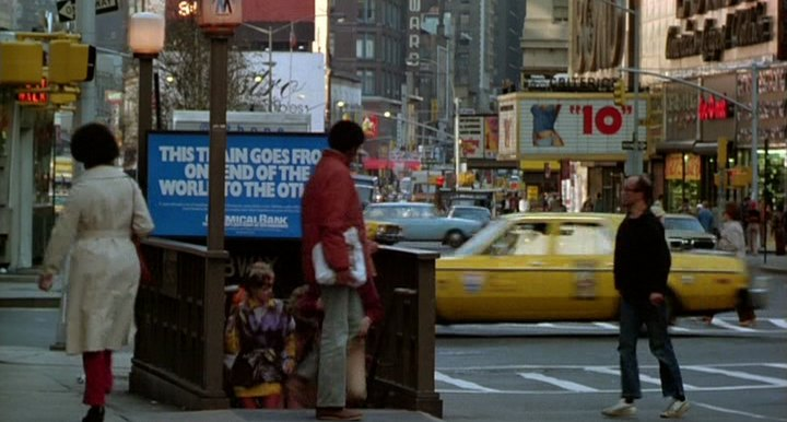 Times square movie 1980